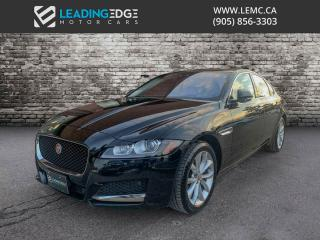 Used 2018 Jaguar XF 25t Premium Heated Windshield, Meridian Sound System for sale in Woodbridge, ON
