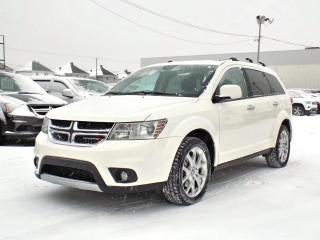 Used 2014 Dodge Journey R/T AWD *CUIR*GPS*CAMERA RECUL* for sale in Brossard, QC
