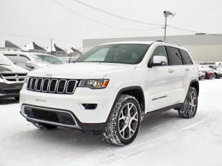 Used 2019 Jeep Grand Cherokee LIMITED *CUIR*TOIT*GPS* for sale in Brossard, QC