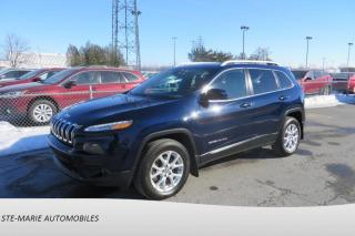 Used 2014 Jeep Cherokee 4x4 North sieges et volant chauffants for sale in St-Rémi, QC