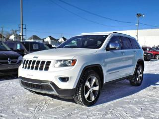 Used 2015 Jeep Grand Cherokee LIMITED *CUIR*TOIT*GPS* for sale in Brossard, QC