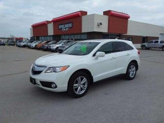 Used 2014 Acura RDX Tech Pkg 4dr AWD Sport Utility for sale in Steinbach, MB