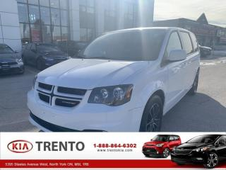 Used 2018 Dodge Grand Caravan GT 2WD | REAR CAM | NAVIGATION | LEATHER INTERIOR for sale in North York, ON