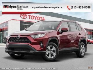 New 2020 Toyota RAV4 XLE  - Sunroof - $229 B/W for sale in Ottawa, ON