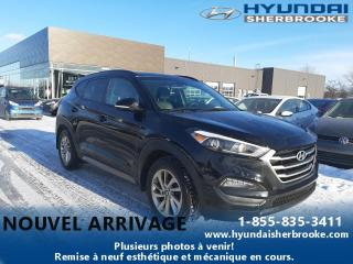 Used 2017 Hyundai Tucson SE 2.0+2WD+CAMERA+CUIR+TOIT PANORAMIQUE for sale in Sherbrooke, QC
