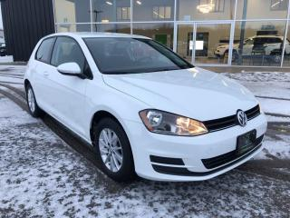 Used 2015 Volkswagen Golf 3dr HB Auto 1.8 TSI Trendline, Low Kilometers for sale in Ingersoll, ON