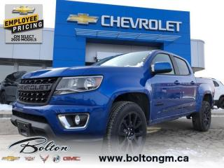 New 2020 Chevrolet Colorado - LT Package for sale in Bolton, ON