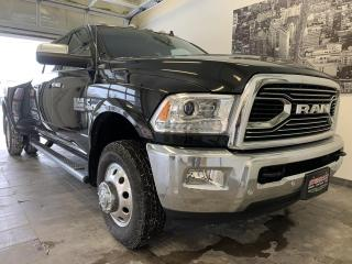 Used 2018 RAM 3500 Laramie Limited Fully Loaded/Like New for sale in Steinbach, MB