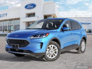 New 2020 Ford Escape SE for sale in Winnipeg, MB