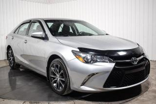 Used 2017 Toyota Camry XSE NAV DEMI CUIR MAGS for sale in St-Hubert, QC