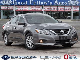 Used 2018 Nissan Altima S MODEL, 2.5L 4CYL, REARVIEW CAMERA, HEATED SEATS for sale in Toronto, ON