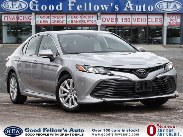 2019 Toyota Camry LE MODEL, RAERVIEW CAMERA, HEATED SEATS,POWER SEAT