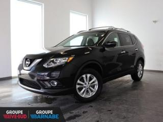 Used 2016 Nissan Rogue SV AWD TECH || TOIT PANO || NAVIGATION || MAGS UN PROPRIO JAMAIS ACCIDENTÉ for sale in Brossard, QC