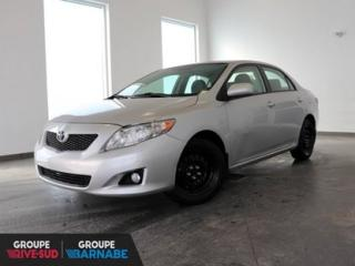 Used 2009 Toyota Corolla LE AUTOMATIQUE || MAGS || BAS KILO for sale in Brossard, QC