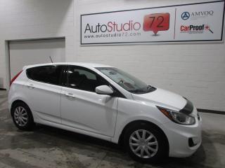 Used 2014 Hyundai Accent GL Hatchback *A PARTIR DE 29$/SEM*SIEGE for sale in Mirabel, QC