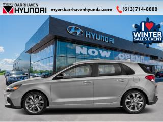 New 2020 Hyundai Elantra GT N-Line Ultimate  -  Navigation - $186 B/W for sale in Nepean, ON