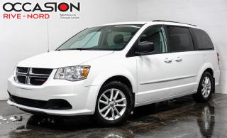 Used 2014 Dodge Grand Caravan SXT STOW N GO Gar. 1 AN for sale in Boisbriand, QC