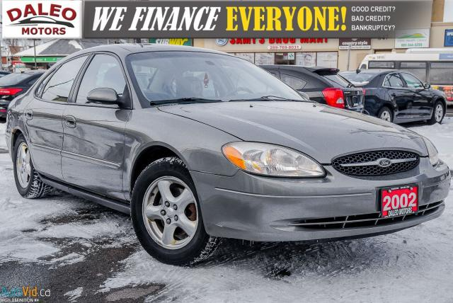 2002 Ford Taurus SE | 132 KMS | CERTIFIED | POWER LOCKS/WINDOWS