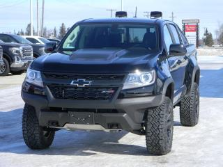 New 2020 Chevrolet Colorado 4WD ZR2 for sale in Beausejour, MB
