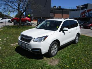 Used 2017 Subaru Forester i Convenience~HEATED SEATS~BACK-UP CAM.~BLUETOOTH~ for sale in Toronto, ON
