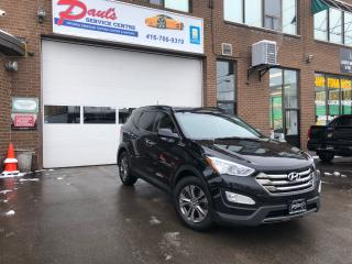 Used 2014 Hyundai Santa Fe SANTAFE SPORT FWD-BLUETOOTH *CERTIFIED* for sale in York, ON