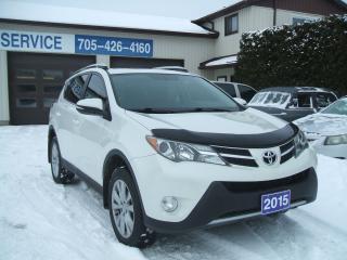 2015 Toyota RAV4 Limited ,AWD