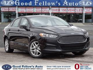 Used 2016 Ford Fusion SE MODEL, 1.5 ECO, REARVIEW CAMERA, POWER SEATS for sale in Toronto, ON