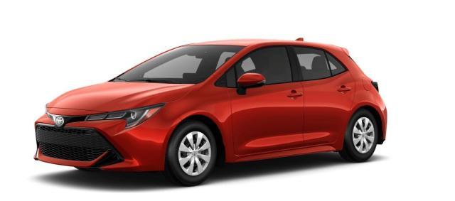 2020 Toyota Corolla Hatchback Base