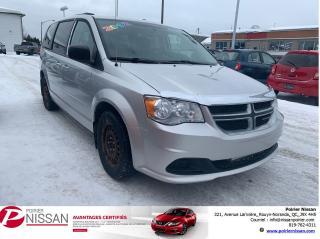 Used 2012 Dodge Grand Caravan SXT for sale in Rouyn-Noranda, QC