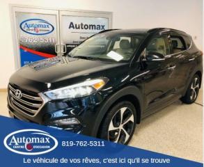 Used 2016 Hyundai Tucson Ultimate for sale in Rouyn-Noranda, QC