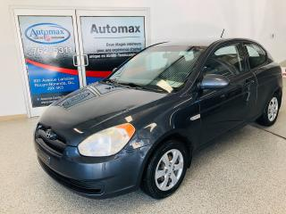 Used 2009 Hyundai Accent Gl 3 Portes for sale in Rouyn-Noranda, QC