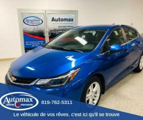 Used 2018 Chevrolet Cruze LT Hatchback for sale in Rouyn-Noranda, QC