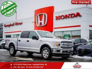 Used 2018 Ford F-150 XLT - 2.7 Litre Ecoboost for sale in Campbell River, BC
