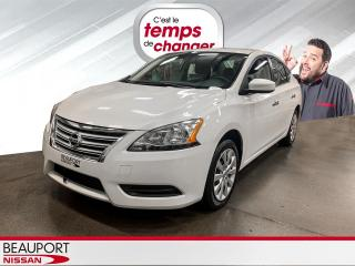 Used 2014 Nissan Sentra 1.8 S CVT *** 15 000 KM !!! *** for sale in Beauport, QC