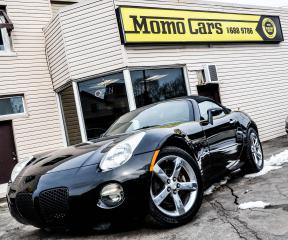 Used 2006 Pontiac Solstice SOFT TOP | CERAMIC COATED | IMMACULATE | MANUAL for sale in St. Catharines, ON