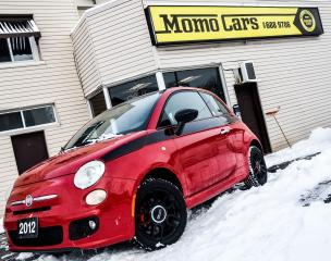 Used 2012 Fiat 500 SPORT | SPECIAL EDITION | ONLY $91/BIWEEKLY! for sale in St. Catharines, ON