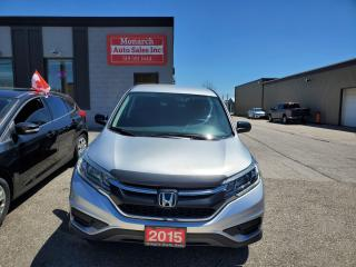Used 2015 Honda CR-V LX for sale in Waterloo, ON
