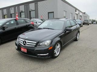 Used 2013 Mercedes-Benz C-Class C 300 for sale in Waterloo, ON