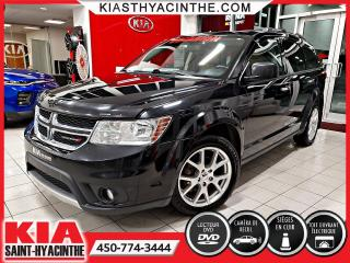 Used 2015 Dodge Journey R/T AWD 7 PASSAGERS ** CUIR / TOIT for sale in St-Hyacinthe, QC