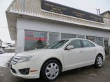 Photo of White 2010 Ford Fusion