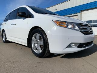 Used 2011 Honda Odyssey Touring for sale in Saskatoon, SK