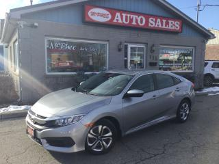 Used 2018 Honda Civic LX for sale in London, ON