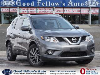Used 2016 Nissan Rogue SL MODEL, AWD, POWER & HEATED SEATS, 360' CAMERA for sale in Toronto, ON