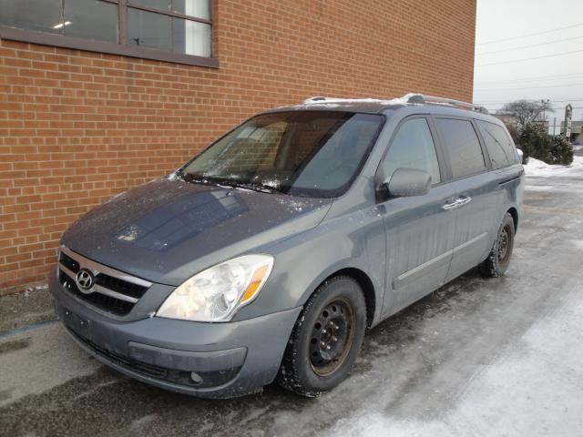 2007 Hyundai Entourage ENTOURAGE/DVD