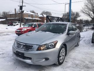 Used 2009 Honda Accord EX-L for sale in Toronto, ON