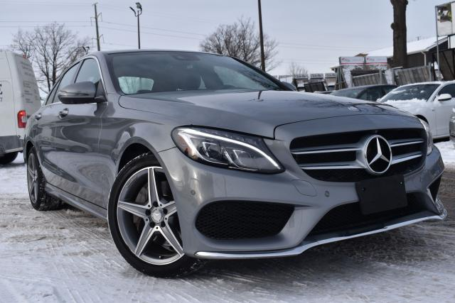 2016 Mercedes-Benz C-Class C 300 - NO ACCIDENTS - AMG PACKAGE