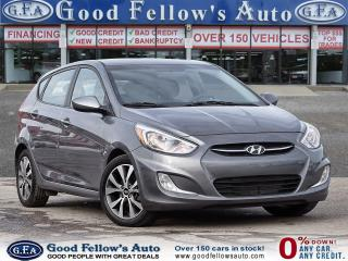 Used 2017 Hyundai Accent Good or Bad Credit Car Financing ..! for sale in Toronto, ON