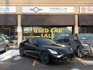Used 2008 Infiniti G37 Sport, Sunroof, 2 Years Warranty for sale in Vaughan, ON