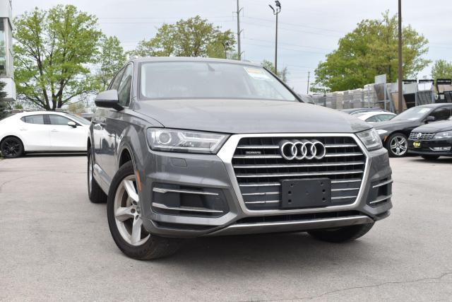 2017 Audi Q7 3.0T KOMFORT