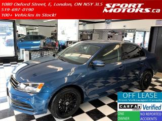 Used 2016 Volkswagen Jetta Trendline+Camera+New Tires & Brakes+Accident Free for sale in London, ON